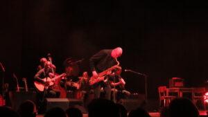 Hans van Wijnbergen: Pink Floyd Project - Acoustic Echoes, 50 jaar Pink Floyd – The Dutch Years in Het Park (17-5-2019)