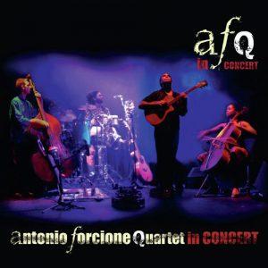 Antonio Forcione Quartet – 2007 - In concert