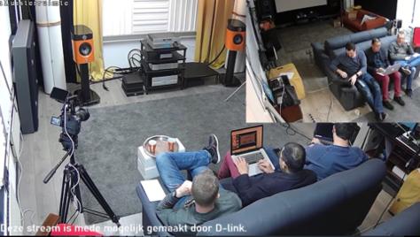 Live DAC test Alpha Audio