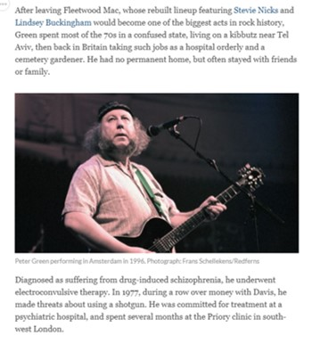 Artikel in de Irish Times.